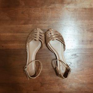 Fun strapped sandal